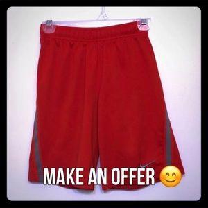 Like New Boys Nike shorts